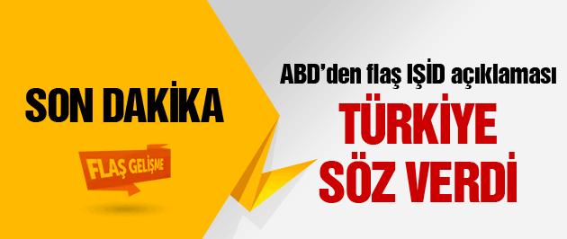 Kerry'den flaş Türkiye açıklaması!