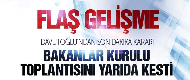 Ankara'da özel güvenlik toplantısı