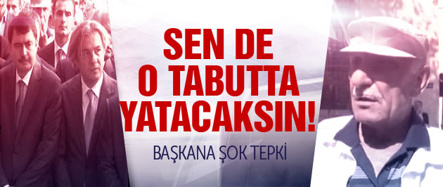 Beyoğlu Belediye Başkanı Demircan'a cenazede şok tepki!