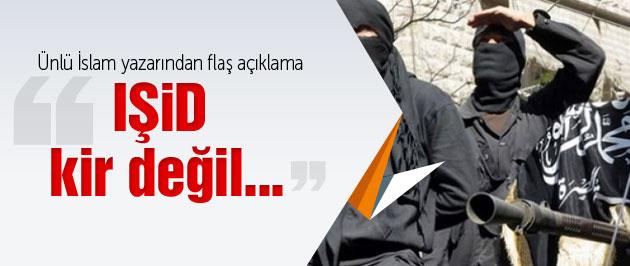 Mustafa İslamoğlu'ndan flaş IŞİD açıklaması