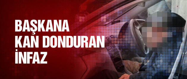 CHP'li başkana kan donduran infaz!