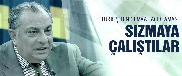 Tuğrul Türkeş: Cemaat MHP'ye sızmaya çalıştı