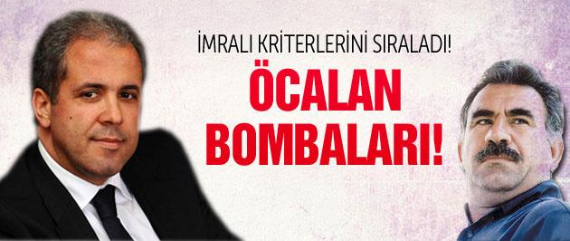 Şamil Tayyar'dan Öcalan bombaları!
