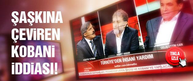 AK Parti'ye yakın gazeteciden şok Kobani iddiası!