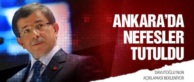 Ankara bu açıklamaya kilitlendi!