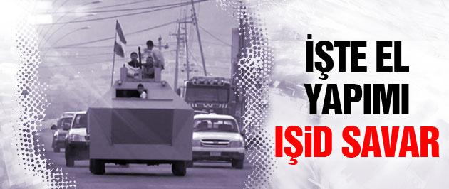 İşte el yapımı IŞİD savar