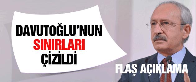 Davutoğlu'nun Başbakan olmasının tek nedeni...