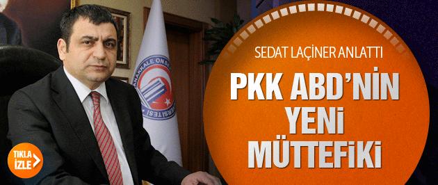 ABD'nin yeni müttefiki PKK! İşte şok tablo
