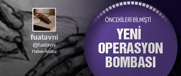Fuat Avni'den yeni operasyon bombası