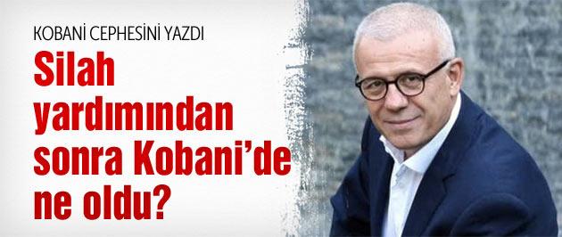 Ertuğrul Özkök'ten bomba peşmerge iddiası