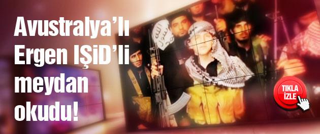 Avustralya'lı Ergen IŞİD'li meydan okudu!