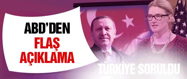 Kobani son durum ABD'den flaş açıklama