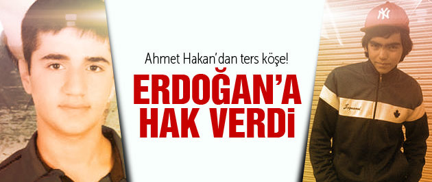 Ahmet Hakan'dan flaş 'Berkin Elvan' ve 'Yasin Börü' yazısı