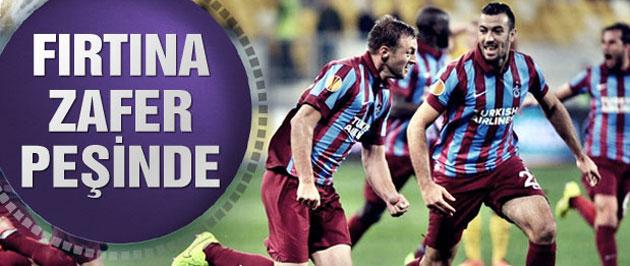Trabzonspor Lokeren maçı (CANLI YAYIN)