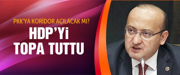 Akdoğan Öcalan'ın nasıl tahrik ettiğini açıkladı