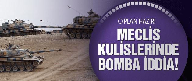 Meclis kulislerinde Türkiye için bomba iddia!