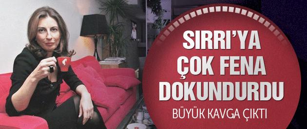 Nuray Mert patladı Sırrı Süreyya'ya ağır laflar