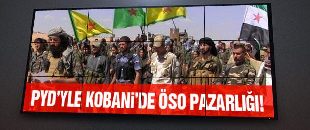 PYD'den ÖSO ve Kobani için yeni açıklama!