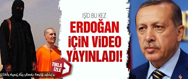 IŞİD'den Erdoğan'a tehdit videosu