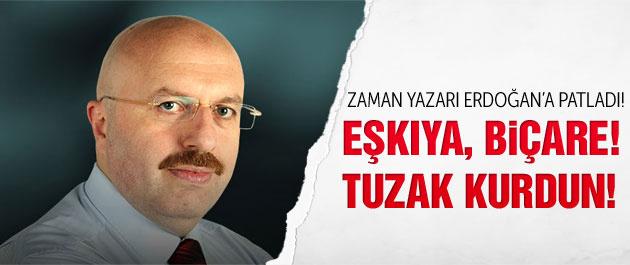 MGK'dan karar çıktı, Zaman yazarı Erdoğan'a patladı!