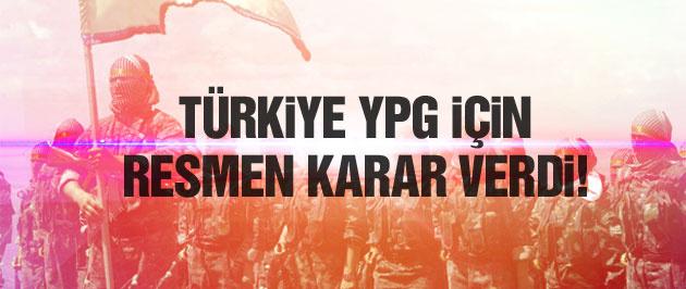 Türk yargısından YPG için çok kritik karar!