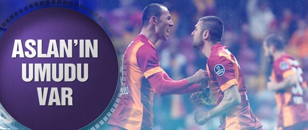 Galatasaray Kasımpaşa'yı devirdi