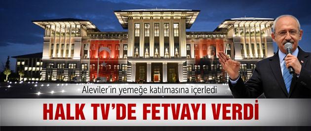 Kılıçdaroğlu Saray için fetvayı verdi!