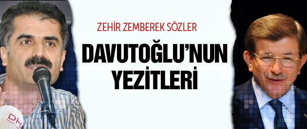 CHP'li Aygün Davutoğlu'na saydırdı