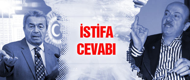 Kamer Genç'ten Bekaroğlu'na istifa cevabı!