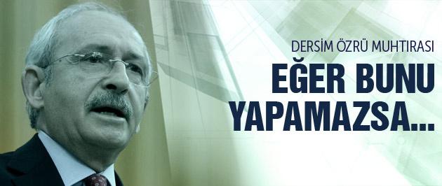 CHP'de Kılıçdaroğlu'na muhtıra verdiler