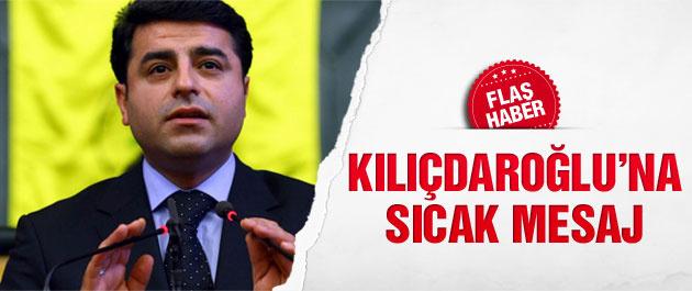 Demirtaş'tan CHP'ye flaş çözüm süreci çağrısı!