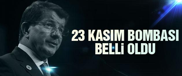Ahmet Davutoğlu Dersim adını iade edecek!
