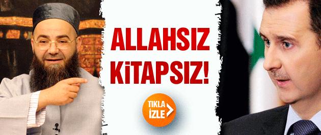 Cübbeli Ahmet Hoca Esad'a patladı!