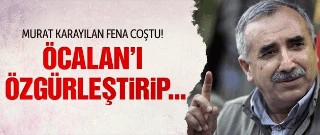Kobani son dakika! Murat Karayılan: PYD ilerliyor