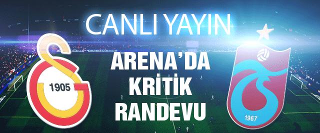 Galatasaray Trabzonspor CANLI