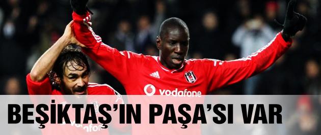 Beşiktaş Kasımpaşa'yı devirdi
