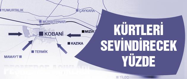Kobani'de son durum IŞİD'i kim vuruyor?