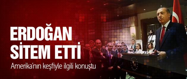 Erdoğan'ın Saray'daki ilk konukları!