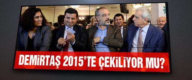 Demirtaş aday olmayacak mı? HDP'den açıklama!