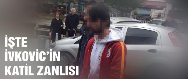 İşte Marko Ivkovic'in katil zanlısı