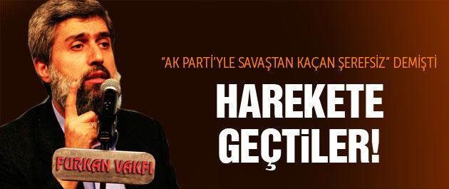 AK Parti'yle kavgalı Furkan Vakfı'ndan imza kampanyası