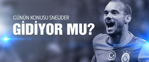 Devler Sneijder için yarışıyor