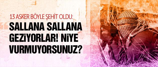 Silvan saldırısında PKK'nın şok telsiz diyalogları!