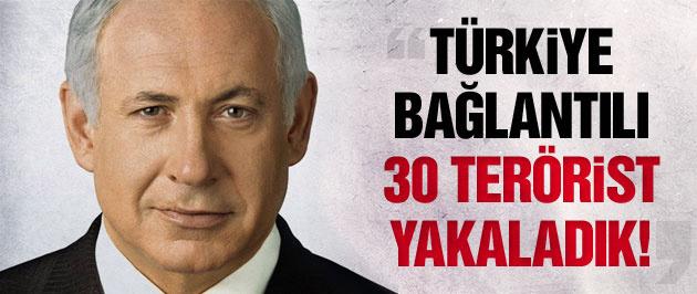 İsrail'den Türkiye'ye olay yaratacak suçlama!