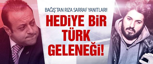 Komisyan Rıza Sarraf'ı sordu Egemen Bağış anlattı!