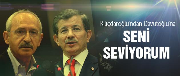 Kılıçdaroğlu'ndan Davutoğlu'na ilginç çıkış!