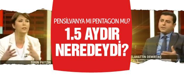 Demirtaş'tan İmralı bombaları: Hükümet söz verdi!