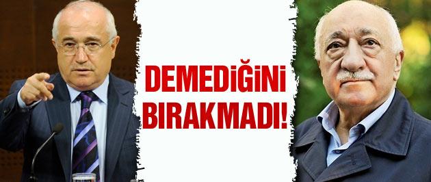 Ahmet Hakan'dan olay Cemil Çiçek ve Gülen yazısı