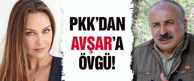 PKK'lı Mustafa Karasu'dan Hülya Avşar'a övgü