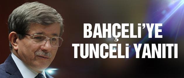 Ahmet Davutoğlu'ndan son dakika Devlet Bahçeli açıklaması